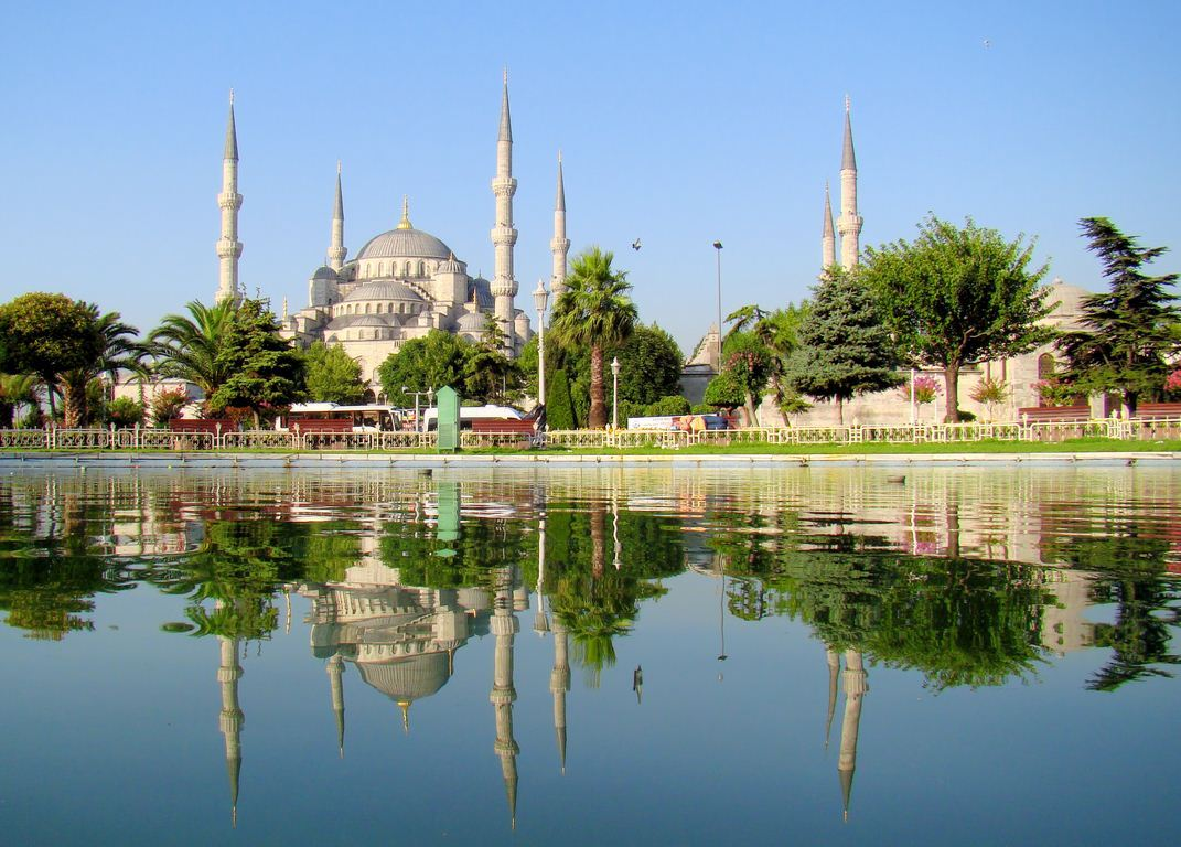 Istanbul  Tours Istanbul - Arrival Day