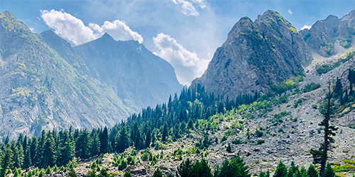 Yatra & Visit of Pakistan Swat Valley